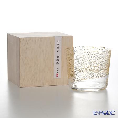 東洋佐々木ガラス 江戸硝子 金玻璃 10895 フリーグラス 小(天空) 300ml