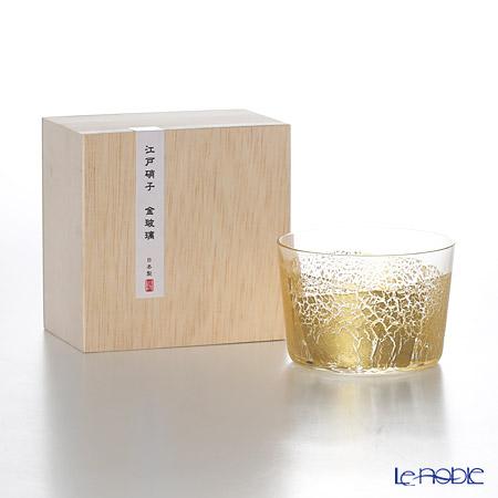 東洋佐々木ガラス 江戸硝子 金玻璃 10899 小鉢 小(大地)