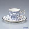 Narumi 'Milano' 9682-20893 Coffee Cup & Mesh / Openwork Saucer 160ml