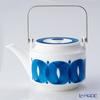 ナルミ てまりポット690cc ステンレス製茶こし付き 96471-4683