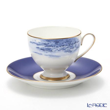 ナルミ 伊勢志摩(ISE SHIMA) 英虞湾 コーヒーカップ&ソーサー 96660-20857 210cc