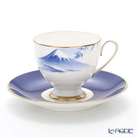 ナルミ 霊峰 富士山 カップ&ソーサー52029-20857 210cc