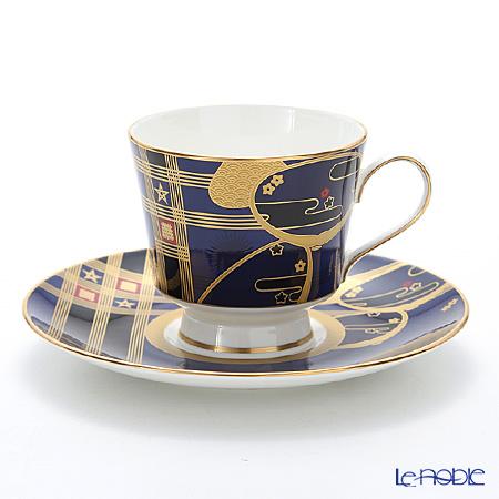 ナルミ 伊勢志摩(ISE SHIMA) 海女 カップ&ソーサー 52030-6794 210cc