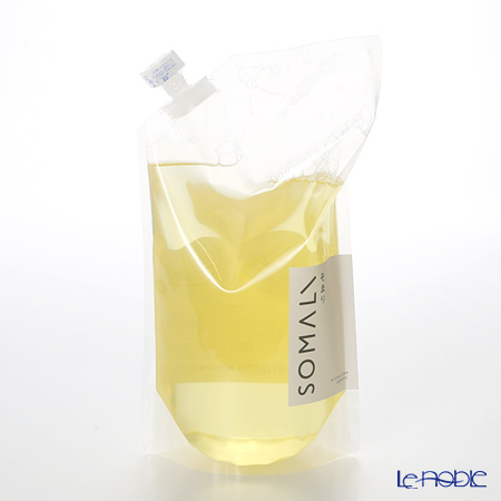 Kimura Soap Somali Dish detergent (No Alcohol) 1000ml, refill / 木村肥皂 餐具洗洁净  替换装