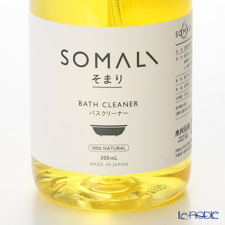 Kimura Soap Somali Bathroom cleaner (No Alcohol) 300ml / 木村肥皂 浴室清洗剂