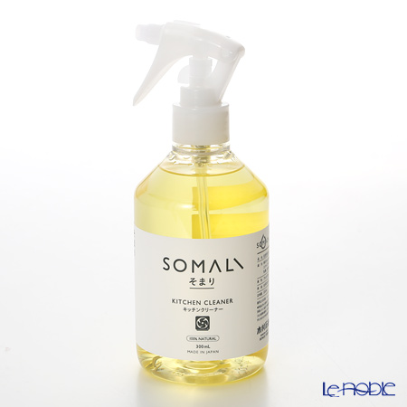 Kimura Soap Somali Kitchen cleaner (No Alcohol) 300ml / 木村肥皂 厨房清洗剂