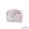 Floret London 'Liberty Print - Swimdan Clare' Pink Mini Pouch 11x4xH10cm
