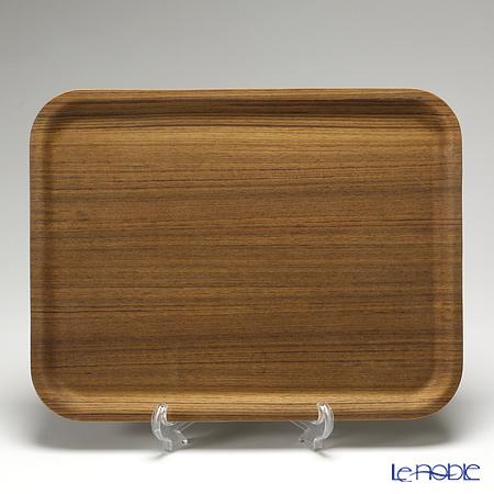 キントー ノンスリップ レクタンマット&トレイ(L) 43×33cm