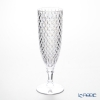 KINTO 'Rosette' Clear [Plastic] Champagne Glass 160ml