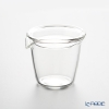 KINTO 'Cast' [Heat-registant Glass] Milk Pitcher 50ml