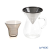 KINTO SLOW COFFEE STYLE 27621 Coffee carafe set 600 ml stainless steel filter
