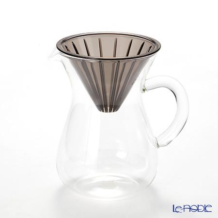 キントー SLOW COFFEE STYLE 27643 コーヒーカラフェセット 300ml プラスチックブリューワー