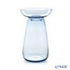 キントー アクア 20844カルチャーベース 120mm ブルー 花瓶