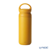 KINTO 'DAY OFF' Mustard Yellow 21093 Bottle Tumbler 500ml