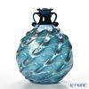 Tsugaru Vidro Glass Okawa Kaoru Studio Vase, Tsugaru Channel F-79643