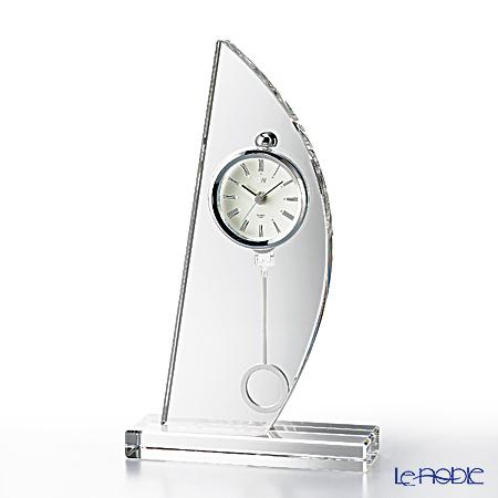 ナルミ グラスワークス スピンネーカー ペンドラムクロック GW1000-11016