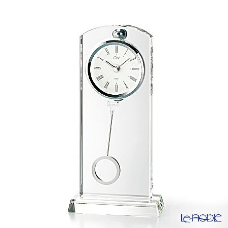 ナルミ グラスワークス セレナ ペンドラムクロック GW1000-11017