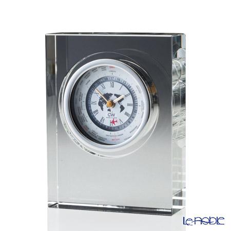 ナルミ グラスワークス モノリス 世界時計 GW1000-11064
