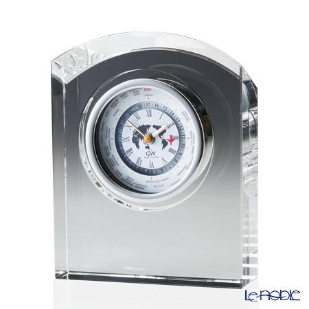 ナルミ グラスワークス カーヴ 世界時計 GW1000-11065