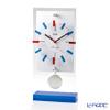 Narumi 'Glass - Pendulum' GW1000-11072 Desk Clock H37cm