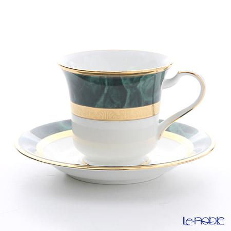 ノリタケ フィッツジェラルド アメリカン碗皿 Y59589/4712