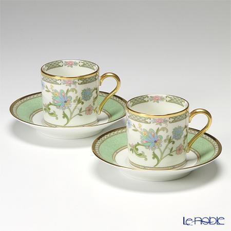 ノリタケ ヨシノ Y6987/9983 コーヒー碗皿 ペア