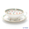 Noritake-floral chintz T58043A/4409 Tea Cup & Saucer