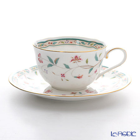 ノリタケ 花更紗 T59387A/4409ティー・コーヒー碗皿
