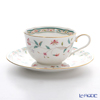 Noritake-floral chintz T59387A/4409 Tea coffee cup plate