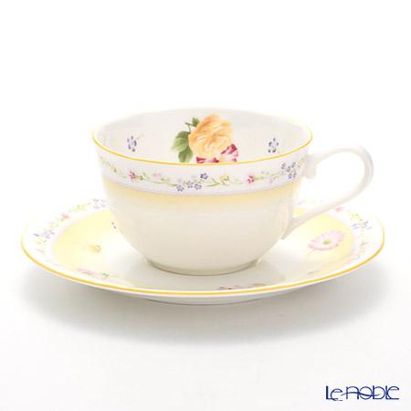 ノリタケ ジュヌフレール T59387A/4620ティー・コーヒー碗皿