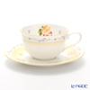 Noritake junuh rail T59387A/4620 Tea coffee cup plate