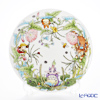 Noritake My Neighbor Totoro (吉卜力工作室 龙猫/豆豆龙) Plate 23 cm, Convolvulus T50116A/4660-4