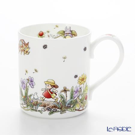 Noritake My Neighbor Totoro (吉卜力工作室 龙猫/豆豆龙) Mug, Indian strawberry T97265/4660-3