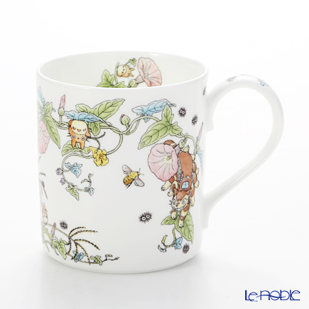 Noritake My Neighbor Totoro (吉卜力工作室 龙猫/豆豆龙) Mug, Convolvulus T97265/4660-4