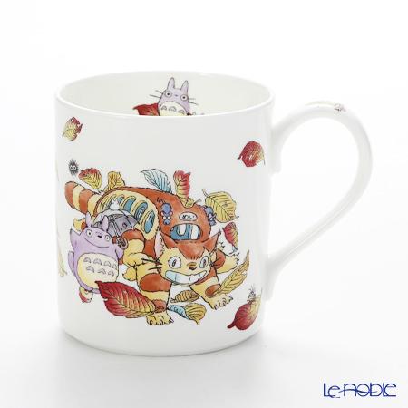 Noritake My Neighbor Totoro (吉卜力工作室 龙猫/豆豆龙) Mug, Smilax china T97265/4660-6