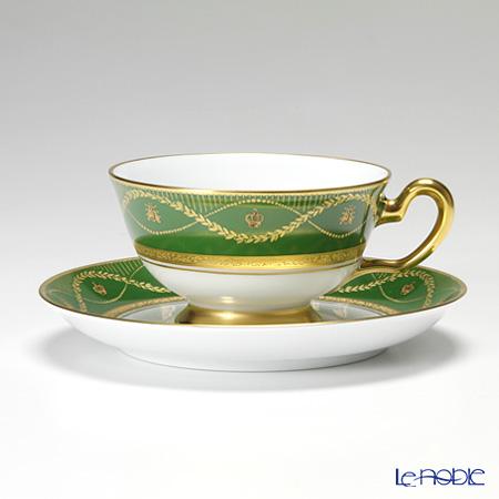 大倉陶園 ナポレオンカップ&ソーサー 6C/1316
