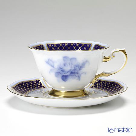 大倉陶園 ブルーインペリアル カップ&ソーサー 70C/9581