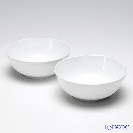 Noritake Cher Blanc Bowl 13 cm set of 2 P94806/1655