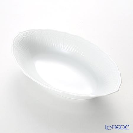 ノリタケ シェール ブラン ダイヤモンドディッシュ 25.5cm T94838/1655