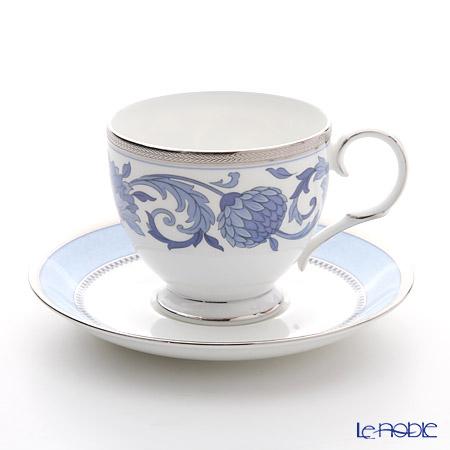 ノリタケ ソネット イン ブルー T50788A/4893ティー・コーヒー碗皿
