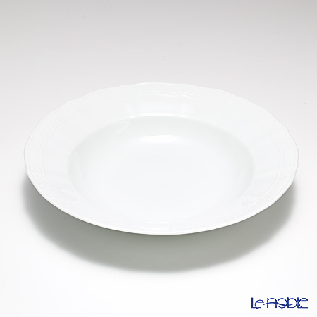 Noritake Cher Blanc Deep Plate 24 cm 94898 / 1655