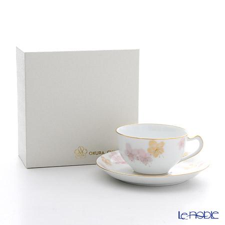 大倉陶園 初御代桜碗皿 1C/A682-3