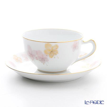 大倉陶園 初御代桜 碗皿 1C/A682-3