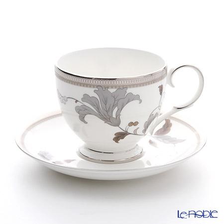 ノリタケ アイラプラチナ T50788A/4897ティー・コーヒー碗皿
