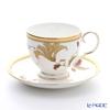 ノリタケ アイラ T50788A/4885ティー・コーヒー碗皿