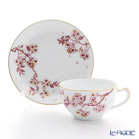 大倉陶園 祝い桜碗皿 1C/A682-4
