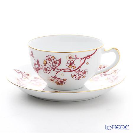 Okura Art China celebration cherry Bowl dish 1C/A682-4