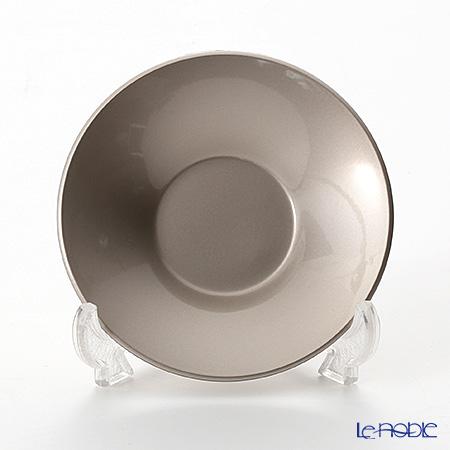 Noritake x Lacquerware 'Champagne Silver' RQ03/NM02T Tea Saucer 11cm