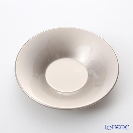 ノリタケ 茶托 シャンパンシルバーRQ03/NM02 11cm