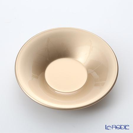 ノリタケ 茶托 シャンパンゴールドRQ03/NM03 11cm